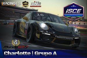#iSCE Mundo GT Charlotte Roval