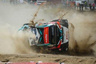 Авария: Рейнис Нитишс, GRX Taneco Team, Hyundai i20
