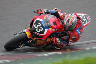 Takumi Takahashi, Red Bull Honda