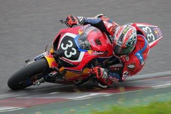 高橋巧(Red Bull Honda)