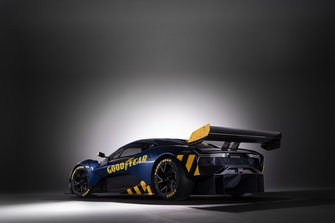 Brabham BT62 in Goodyear livery