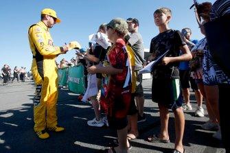 Kyle Busch, Joe Gibbs Racing, Toyota Camry M&M's Toyota Camry