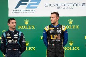 Luca Ghiotto, UNI Virtuosi Racing , Nicholas Latifi, Dams