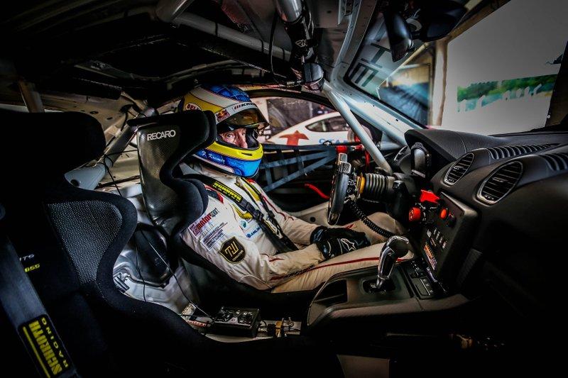 Freddy Kremer, Porsche 718 Cayman GT4 Clubsport