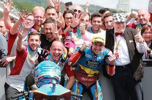 Alex Marquez, Marc VDS Racing, vainqueur de la course