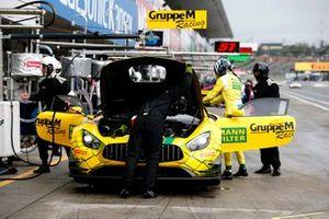 #999 Mercedes-AMG Team GruppeM Racing Mercedes-AMG GT3: Maximilian Buhk, Raffaele Marciello, Maro Engel