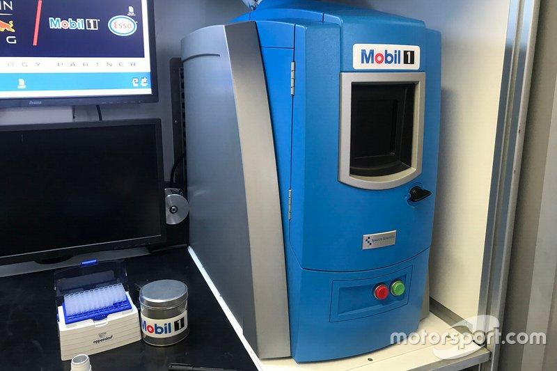 Laboratorio dell'ExxonMobil