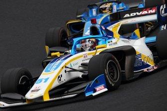 Harrison Newey, B-Max Racing Team