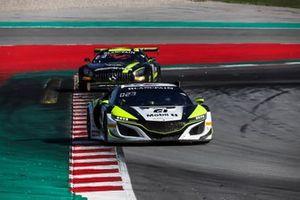 #22 Jenson Team Rocket RJN Honda NSX GT3: Matt McMurry, Philipp Frommenwiler, Ricardo Sanchez
