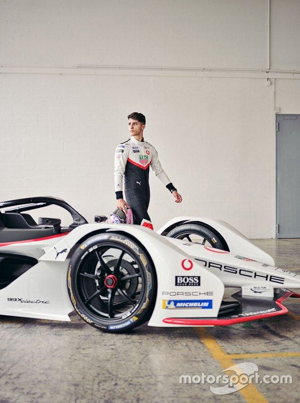 Thomas Preining, Porsche Formula E Team