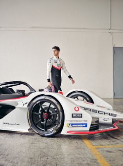 Thomas Preining, Porsche Formula E Team