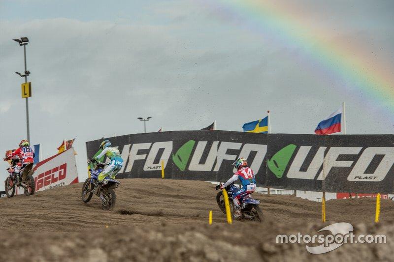 Acción del Motocross of Nations 2019