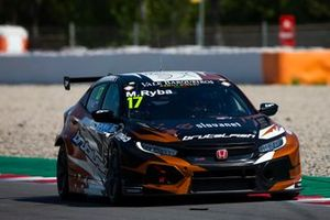 Martin Ryba, Brutal Fish Racing Team Honda Civic Type R TCR
