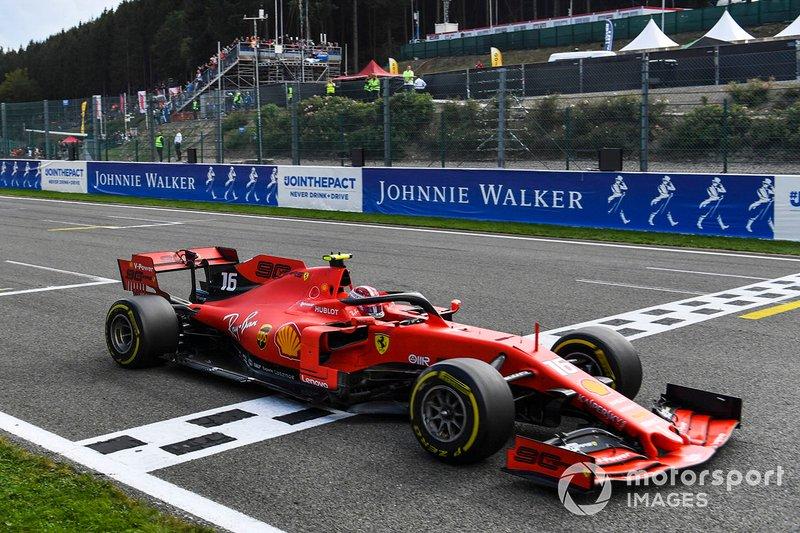2019: Charles Leclerc, Ferrari