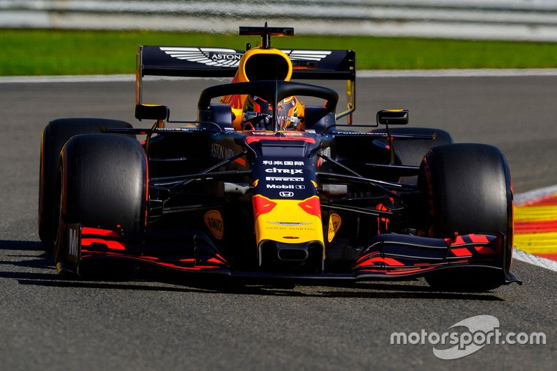 Alex Albon - Red Bull Racing: 9 puan