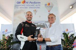 Il poleman Patrick Kujala, Bonaldi Motorsport