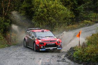 Esapekka Lappi, Janne Ferm, Citroën World Rally Team Citroen C3 WRC
