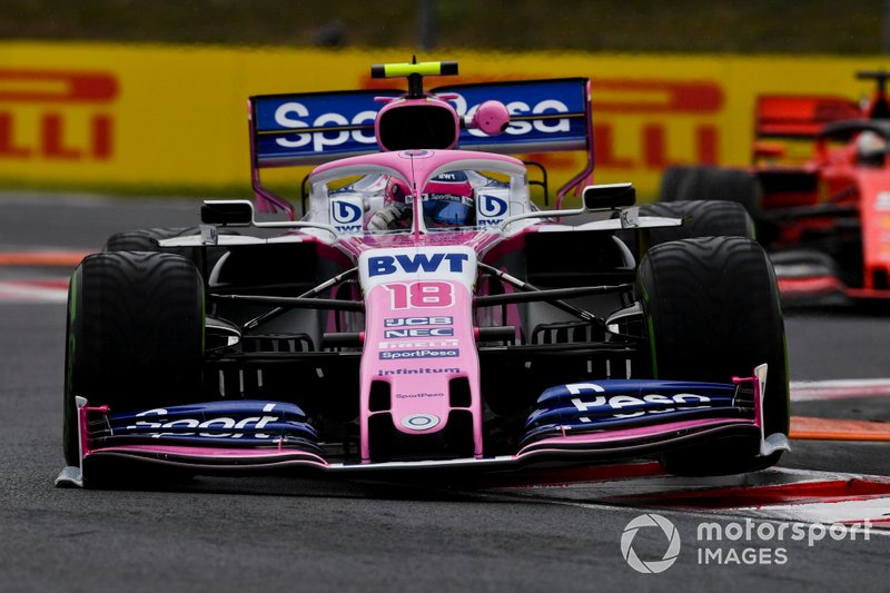 Lance Stroll, Racing Point: 4 puan