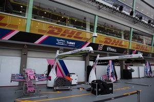 Box de Racing Point