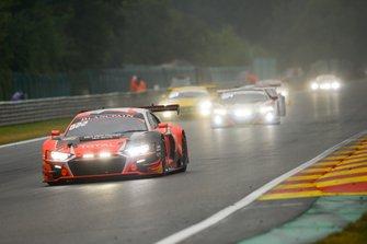 #10 Belgian Audi Club Team WRT Audi R8 LMS GT3 2019: Rik Breukers, Charles Weerts, Norman Nato
