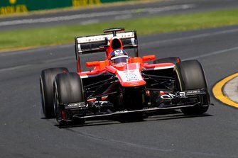 Jules Bianchi, Marussia MR02