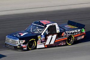 Spencer Davis Rette Jones Racing, Toyota Tundra All Pro