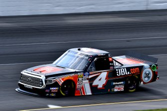 Todd Gilliland, Kyle Busch Motorsports, Toyota Tundra JBL