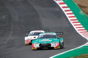 Нико Мюллер, Audi Sport Team Abt Sportsline, и Рене Раст, Audi Sport Team Rosberg, Audi RS5 DTM