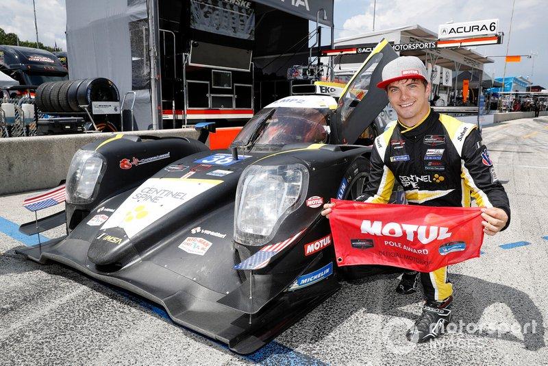 P2 Motul Pole: #38 Performance Tech Motorsports ORECA LMP2, LMP2: James French