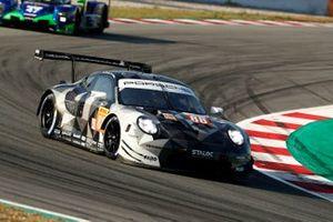Томас Прайнинг и Адриен де Ленер, Dempsey-Proton Racing, Porsche 911 RSR (№77)