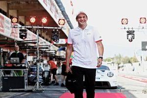 #91 Porsche GT Team Porsche 911 RSR - 19: Richard Lietz