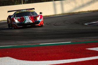 Алессандро Пьергвиди, AF Corse, Ferrari 488 GTE Evo (№51)