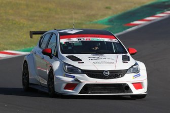Andrea Argenti, South Italy Racing Team, Opel Astra TCR