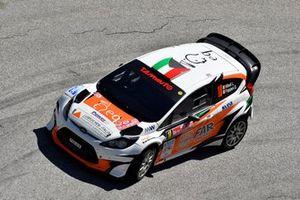 Luigi Niboli, Danilo Fappani, Ford Fiesta WRC, Mirabella Mille Miglia