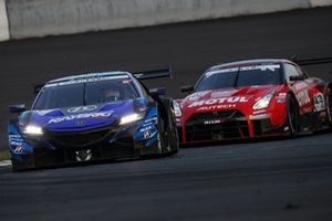 #1 RAYBRIG NSX-GT 、#23 MOTUL AUTECH GT-R