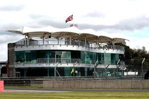 Silverstone building