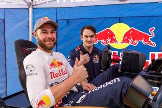 Shane van Gisbergen and Dayne Warren, Triple Eight Race Engineering