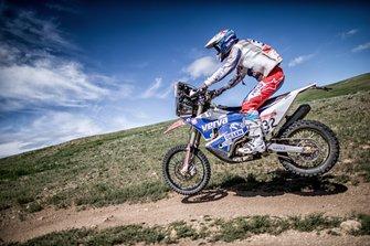 Maciej Giezma, HT Rally Raid Husqvarna Racing, Husqvarna FR 450 Rally