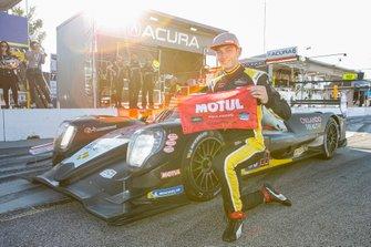 #38 Performance Tech Motorsports ORECA LMP2, LMP2: Kyle Masson, Motul Pole Award