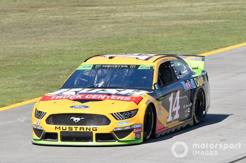 Clint Bowyer, No. 14 Stewart-Haas Racing Ford -24pts