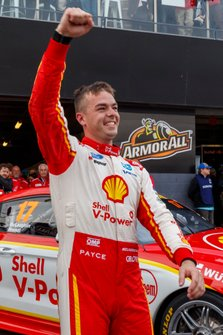 Polesitter Scott McLaughlin, DJR Team Penske