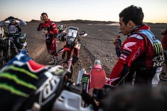 #5 Monster Energy Honda Team: Ricky Brabec
