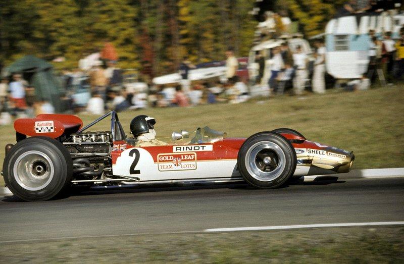 Lotus 49B (1969)