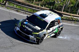 Giandomenico Basso, Lorenzo Granai, Skoda Fabia R5 #9, Freddy's Team