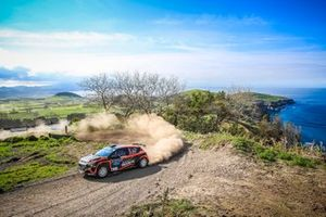 Aleksey Lukyanuk/Alexey Arnautov Citroen C3 R5 Azores Rallye FIA ERC
