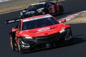 #8 ARTA Honda NSX-GT: Tomoki Nojiri, Takuya Izawa