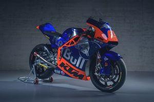 La moto de Philipp Öttl, Red Bull KTM Tech3