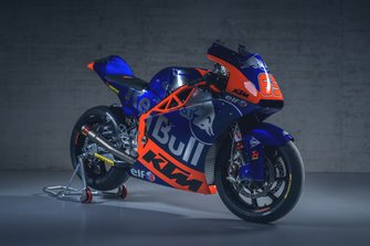 La moto di Philipp Öttl, Red Bull KTM Tech3