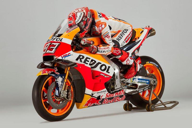 Repsol Honda Team - Marc Márquez