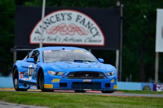 #23 TA2 Ford Mustang driven by Curt Voght of Cobra Automotive